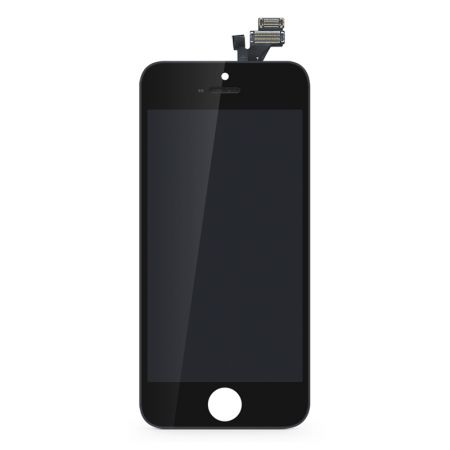 iPhone 5 Scherm (LCD + Digitizer Glas) Zwart 10039