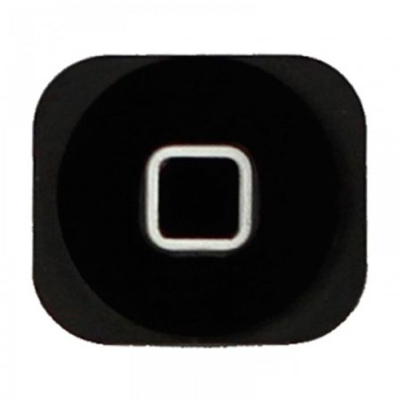 iPhone 5/5C Home Button Zwart 10443