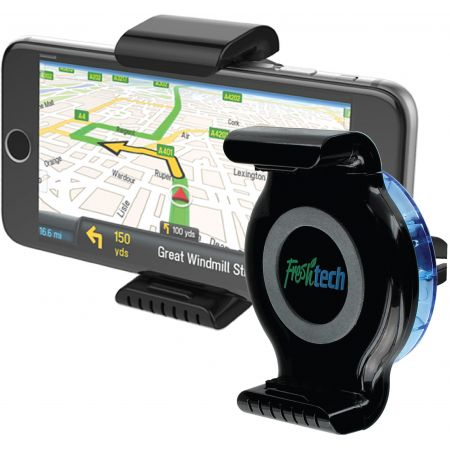 FreshTech Vent Mount + Air Freshener (New Car Smell) NL-FT-VMT