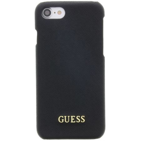 Guess Saffiano Hard Case Apple iPhone 6/6S/7 Black GUHCP7TBK