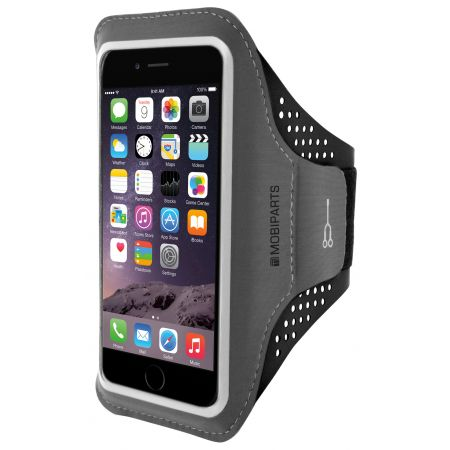Mobiparts Comfort Fit Sport Armband Apple iPhone 7 Plus Black MP-47727