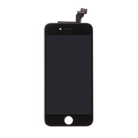 iPhone 6 Scherm (LCD + Digitizer Glas) Zwart 10017