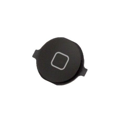 iPhone 4 Home Button Zwart 10509