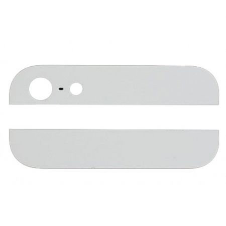 iPhone 5 Glas Achterkant Wit 10437