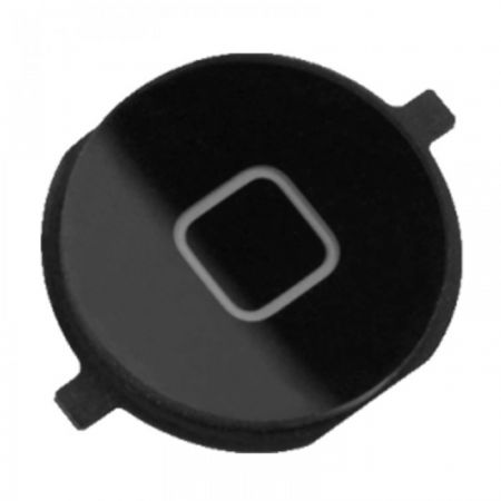 iPhone 4S Home Button Zwart 10479