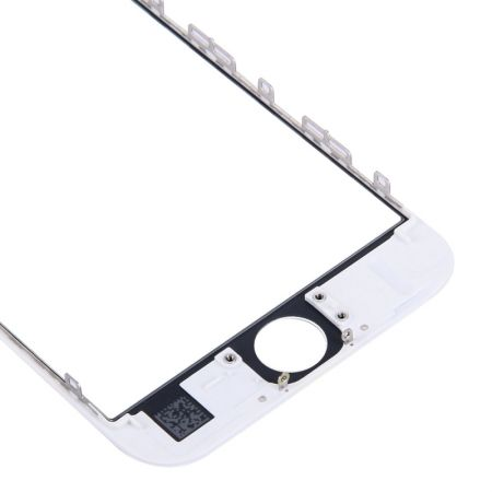 iPhone 6S Voorkant Frame Wit 10222