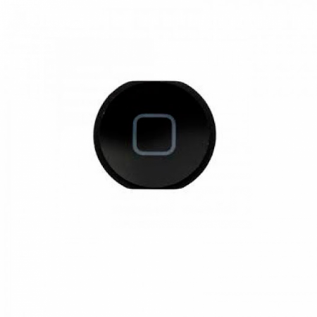 iPad 2/3/4 Home Button Zwart 10767