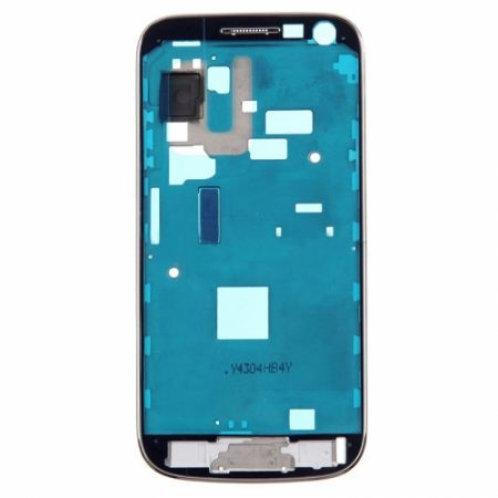 Samsung Galaxy S4 / i9506 Front Frame Wit 11249