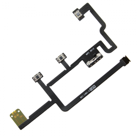 iPad 2 Power/Mute/Volume Flex kabel EMC 2560 10871