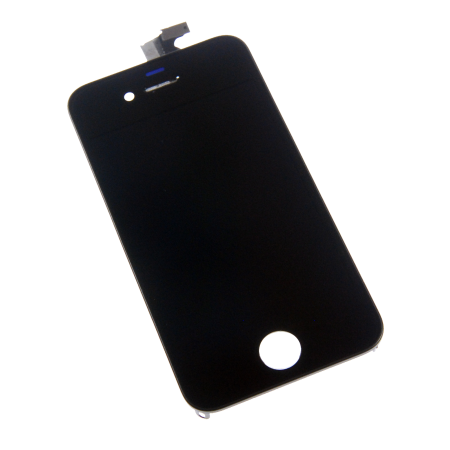 iPhone 4 Scherm (LCD + Digitizer Glas) Zwart 10049