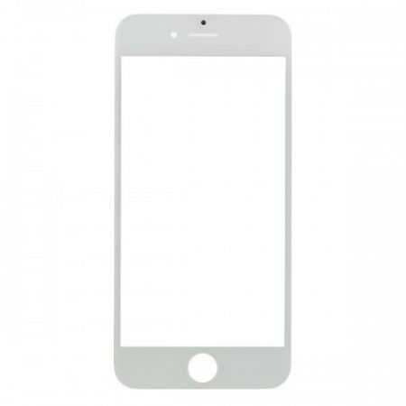iPhone 6 Voorkant Glas Wit 10307