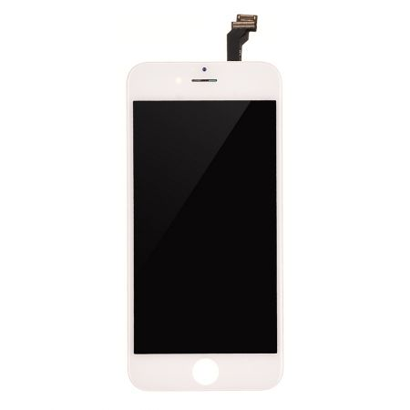 iPhone 6 Scherm (LCD + Digitizer Glas) Wit 10018