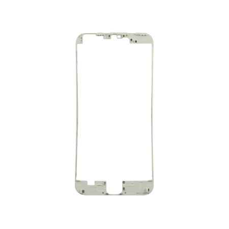 iPhone 5 Voorkant Frame Wit 10435