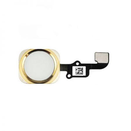 iPhone 6S / 6S Plus Home Button Flex kabel Rose Goud 10193