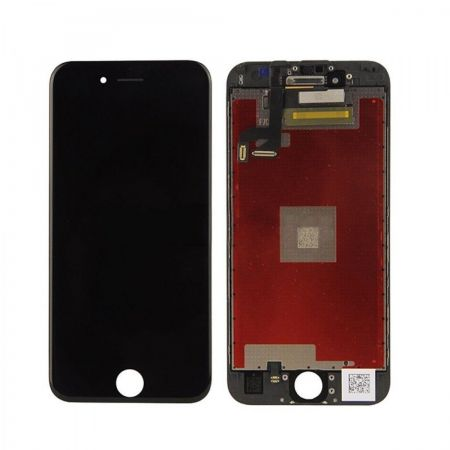 iPhone 6S Plus Scherm (LCD + Digitizer Glas) Zwart 10009