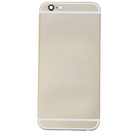 iPhone 6S Plus Blanco Achterkant/Behuizing Goud 10173