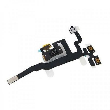 iPhone 4S Audio Flex kabel Wit 10486