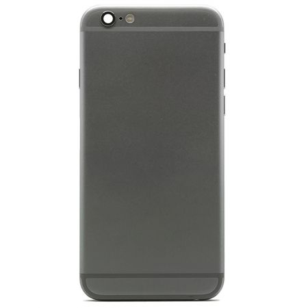 iPhone 6 Blanco Achterkant/Behuizing Space Grey 10313