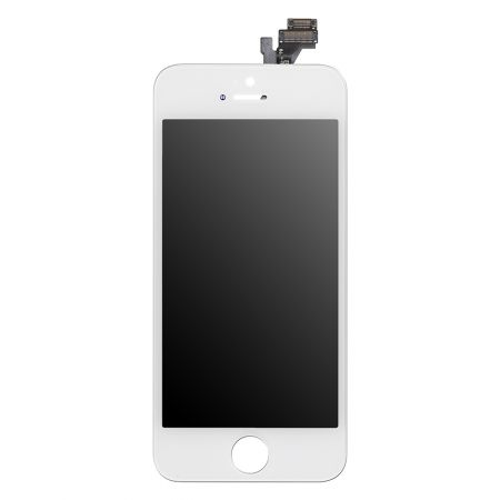 iPhone 5 Scherm (LCD + Digitizer Glas) Wit 10040
