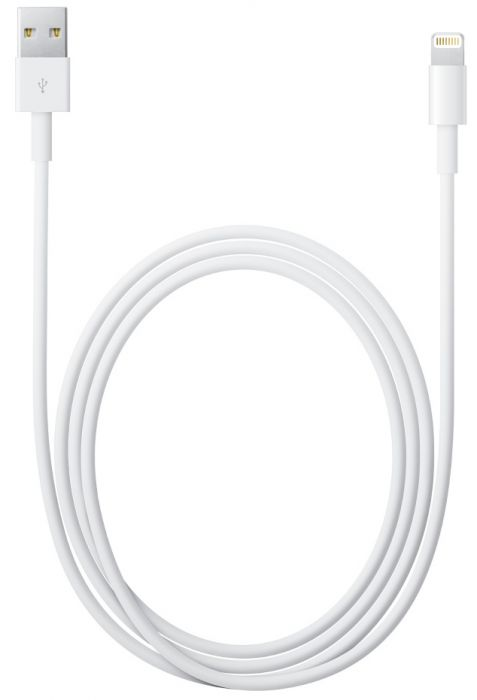 Apple Lightning-naar-USB-kabel (2 m) MD819ZM/A MD819ZM/A