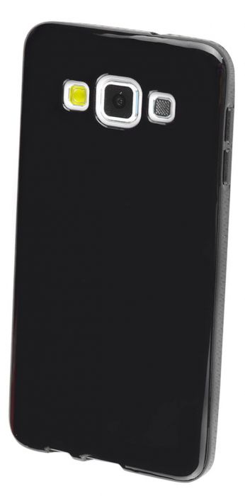 Mobiparts Essential TPU Case Samsung Galaxy A3 Black ETPU-GA3-01