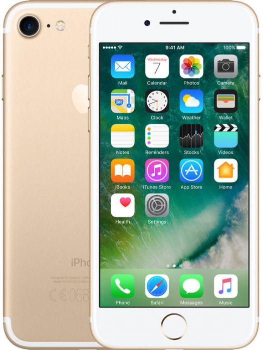 Apple iPhone 7 256GB Gold MN992ZD/A