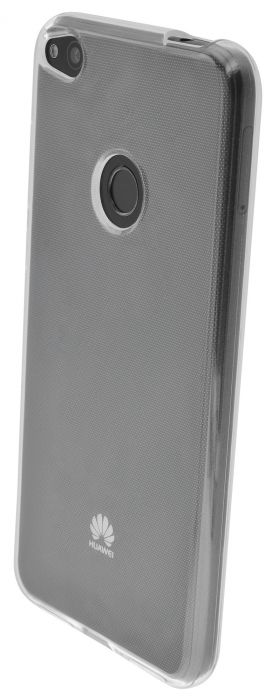 Mobiparts Essential TPU Case Huawei P8 Lite (2017) Transparent MP-52794